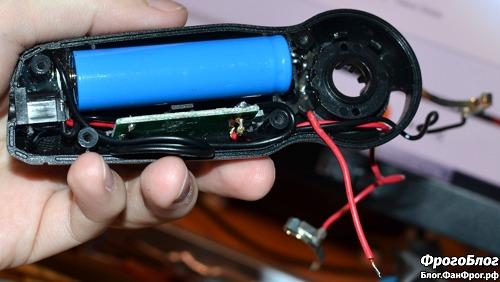Улучшение электроотвёртки своими руками: съёмный аккумулятор